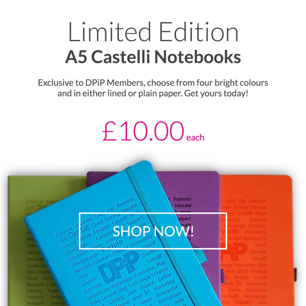 DPiP Notebooks Buy Now