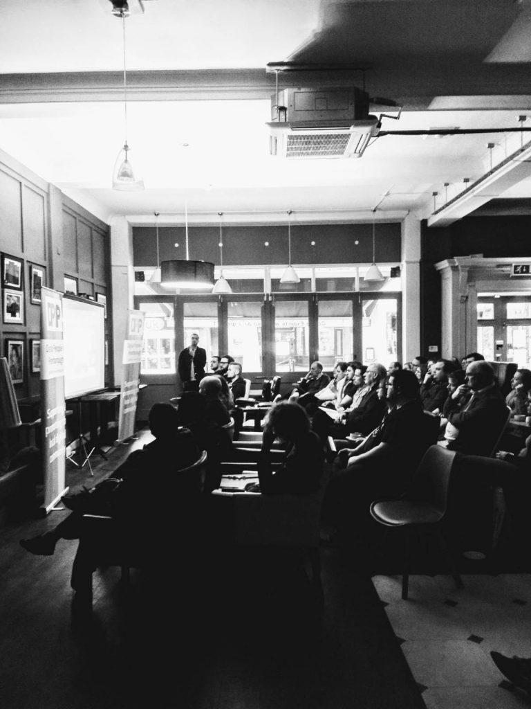 Digital People in Peterborough Meetup April 2018